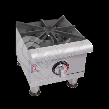 اجاق گاز تک شعله رومیزی آشپزخانه صنعتی