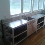 کابینت آشپزخانه صنعتی