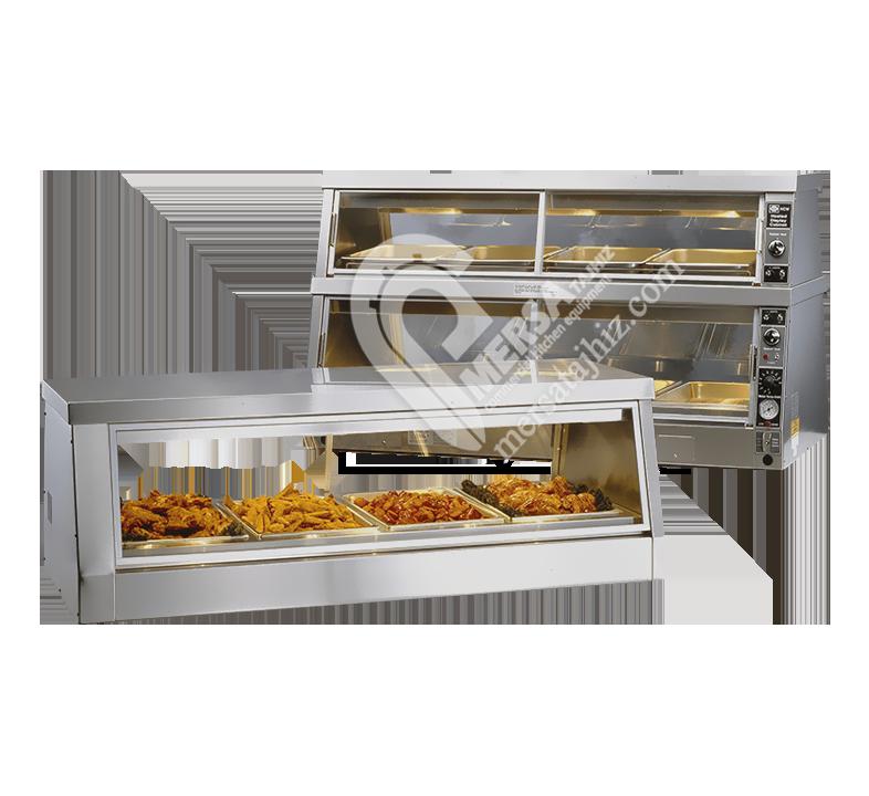 گرمخانه دیسپلی هنی پنی مرطوب آشپزخانه صنعتی