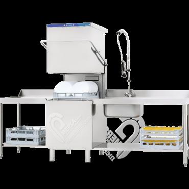ماشین ظرفشویی صنعتی زانوسی