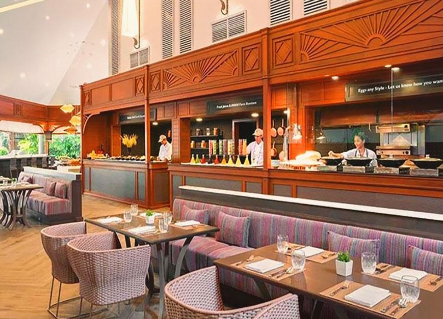 راه اندازی رستوران توسط شرکت مرسا تجهیز