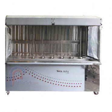 دستگاه مرغ بریان آشپزخانه صنعتی مرسا تجهیز