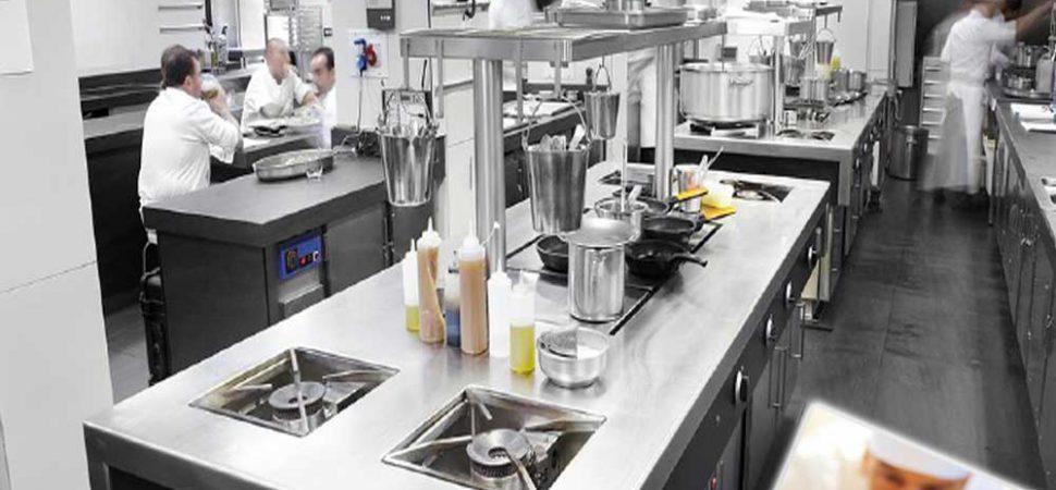 آشپزخانه صنعتی خوب