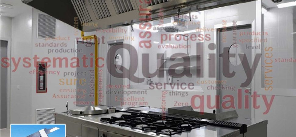 ارتقاء کیفیت و راندمان تجهیزات آشپزخانه صنعتی