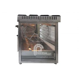 هات داگ پز زنجیره ای آشپزخانه صنعتی