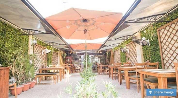 رستوران آیران کباب