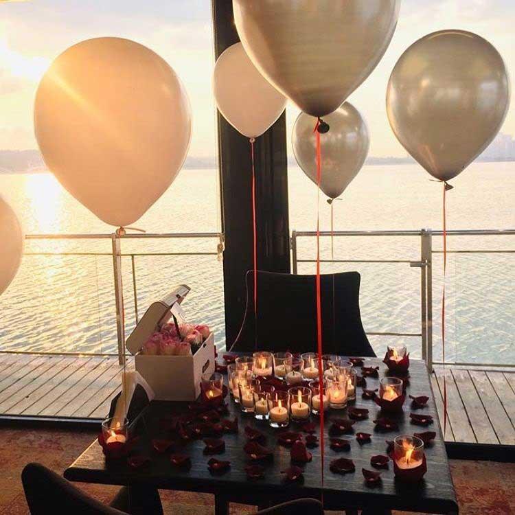 برگزاری مراسم ها در رستوران کشتی رویال لانژ