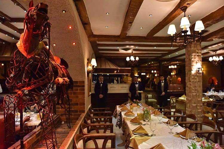 رستورانهای نایب