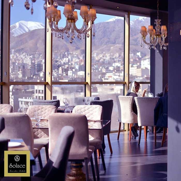 رستوران سولیس تهران
