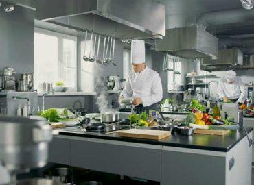 عوامل عملکرد صحیح یک آشپزخانه صنعتی