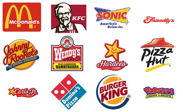 40 رستوران و فست فود زنجیره ای برتر جهان