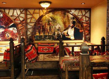 راه اندازی رستوران سنتی و سفره خانه