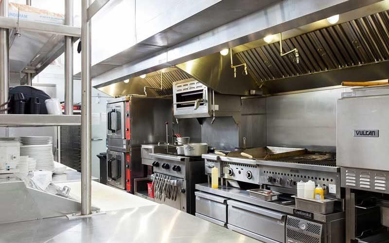 ایمنی و سلامتی غذا در آشپزخانههای صنعتی